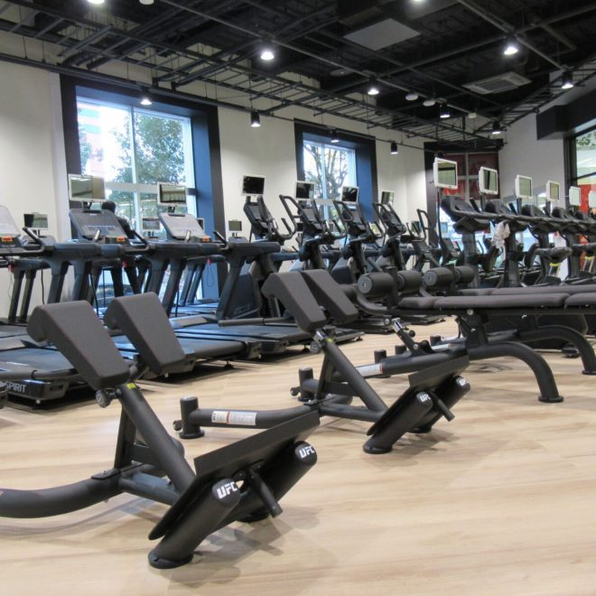 Фитнес-клуб «Best Style Fitness», Япония