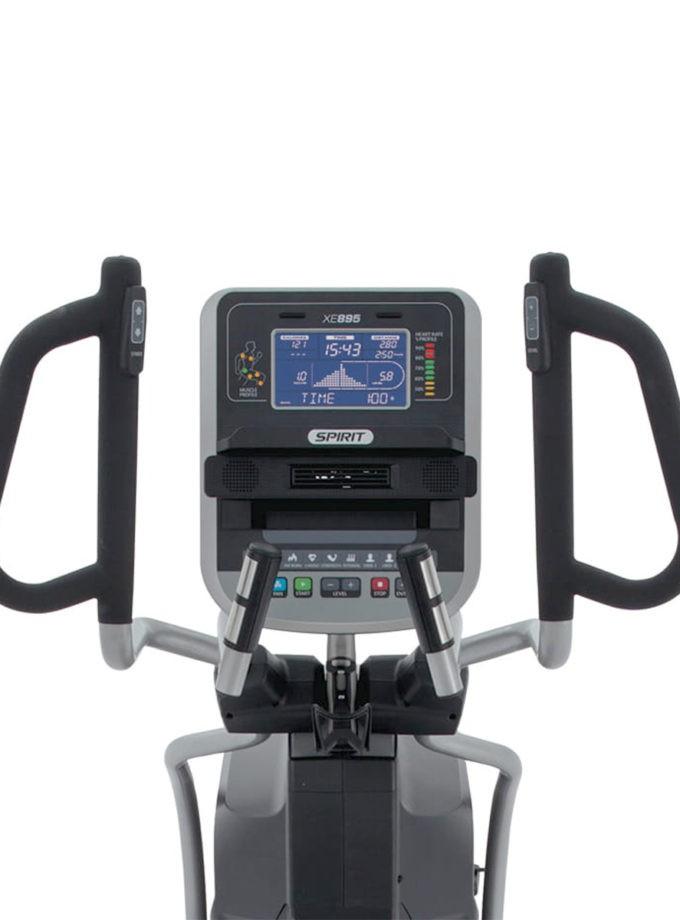 Эллиптический тренажер SPIRIT XE895
