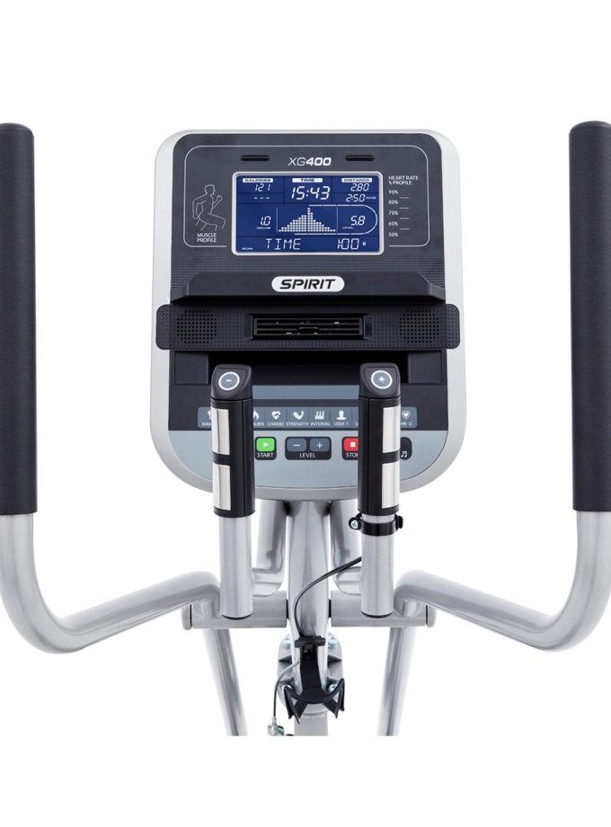 Эллиптический тренажер SPIRIT XG400