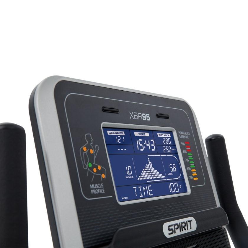 Велотренажер SPIRIT XBR95