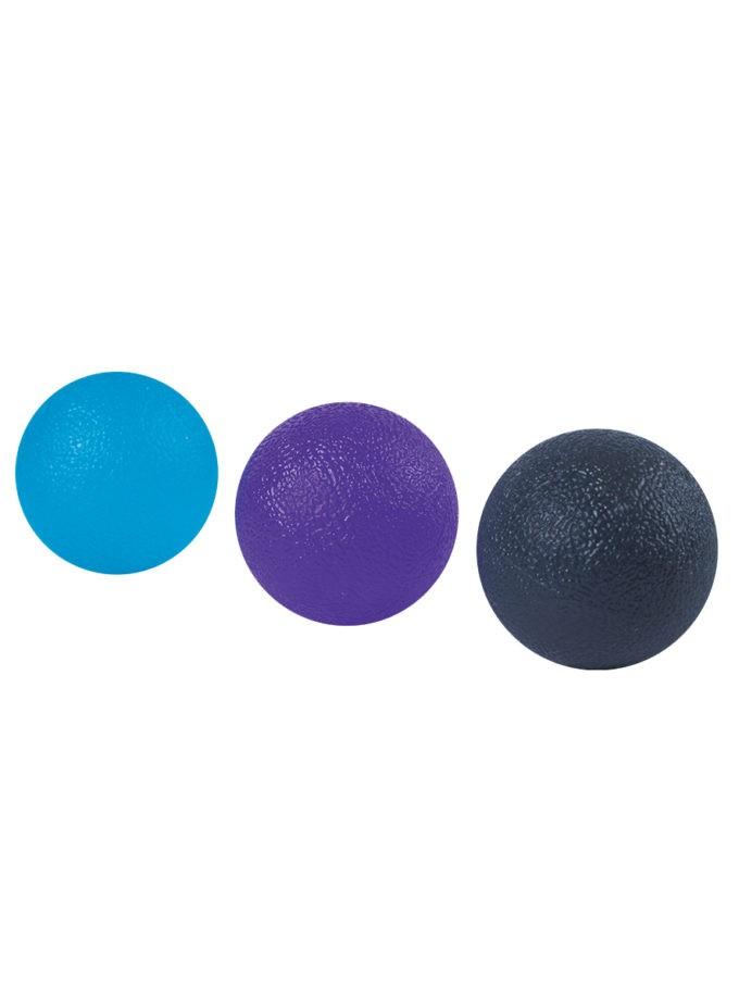 Набор кистевых эспандеров (мячи)