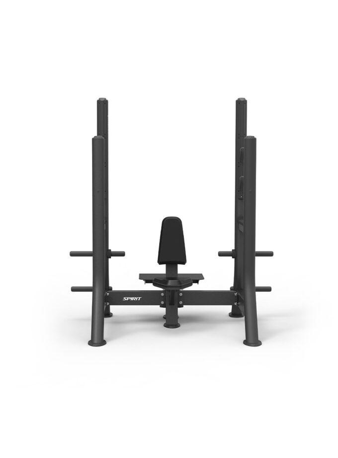 Олимпийская скамья для армейского жима Spirit SP-4208
