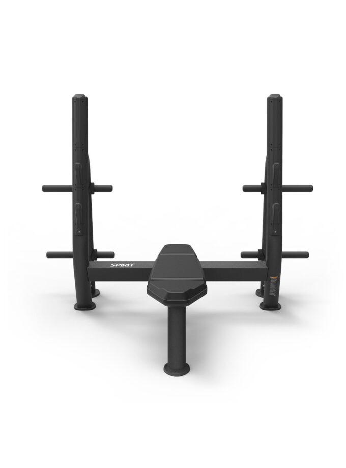 Олимпийская скамья горизонтальная Spirit SP-4209