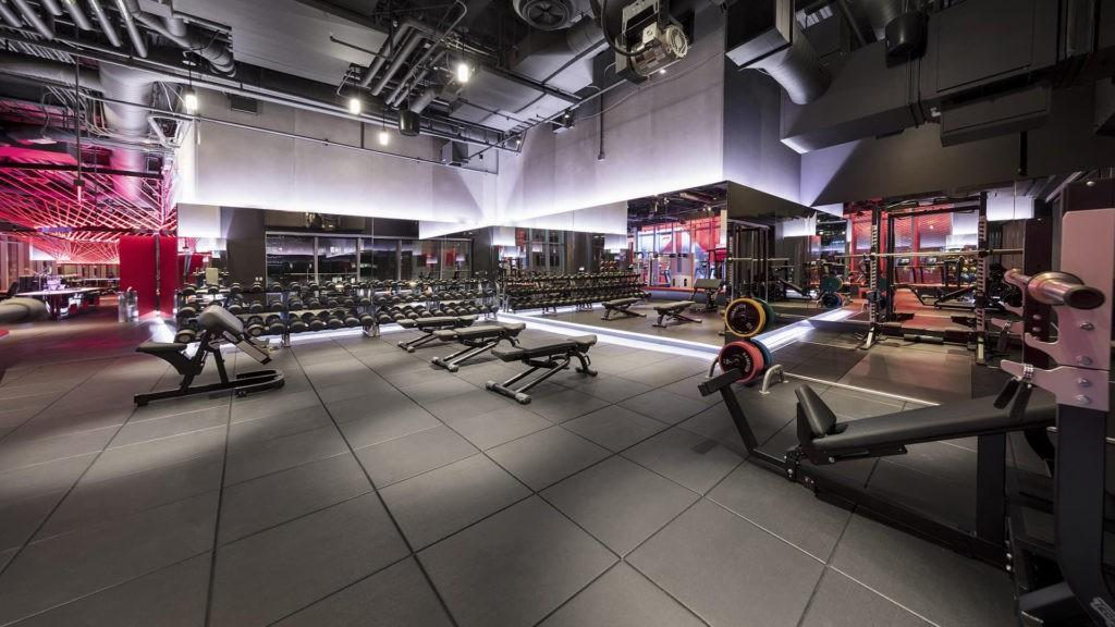 Тренажерный зал Spirit Fitness