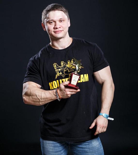Тренер Ринат Рахмолин