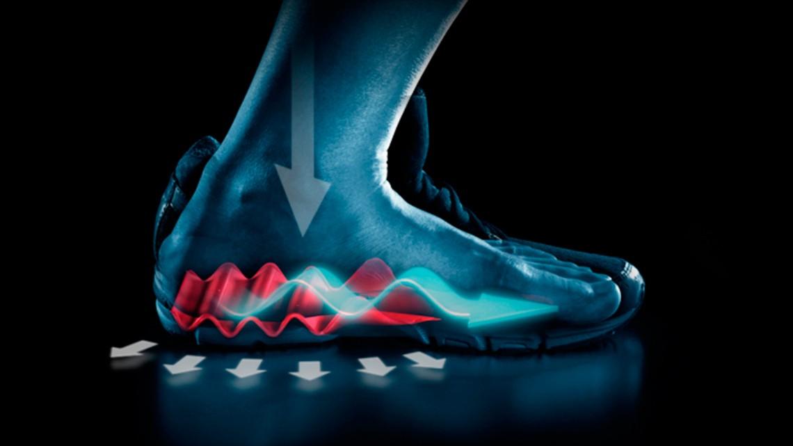 Выбор кроссовок при плоскостопии