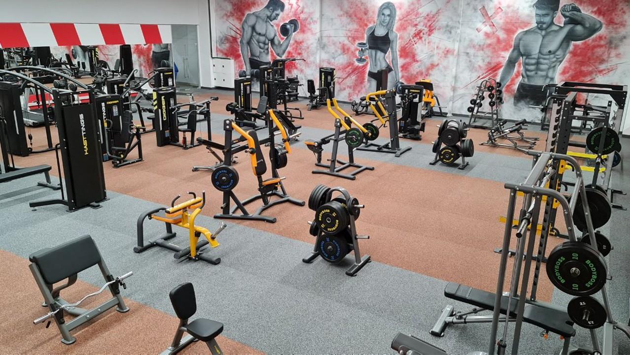 "fitnes klub ozon fitness g.zhigulevsk rossija 3 4 - Фитнес-клуб ""OZON Fitness"", г.Жигулевск, Россия"