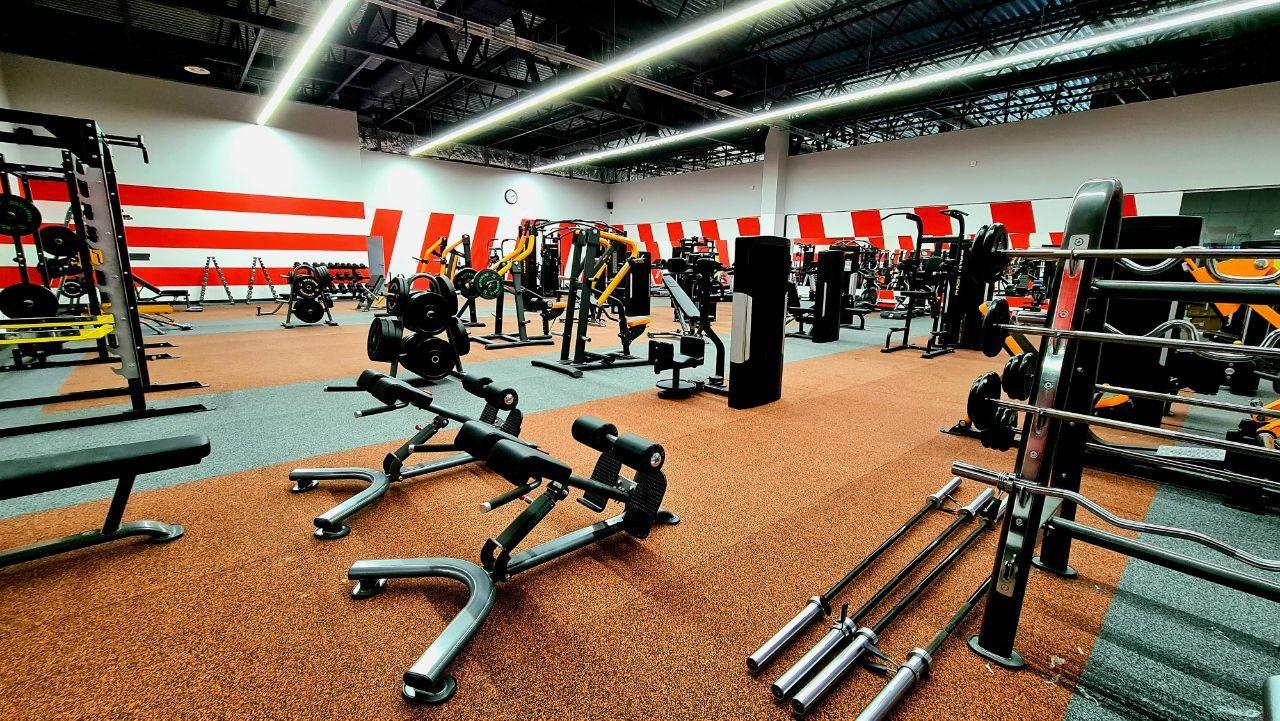 Фитнес-клуб «OZON Fitness», г.Жигулевск, Россия