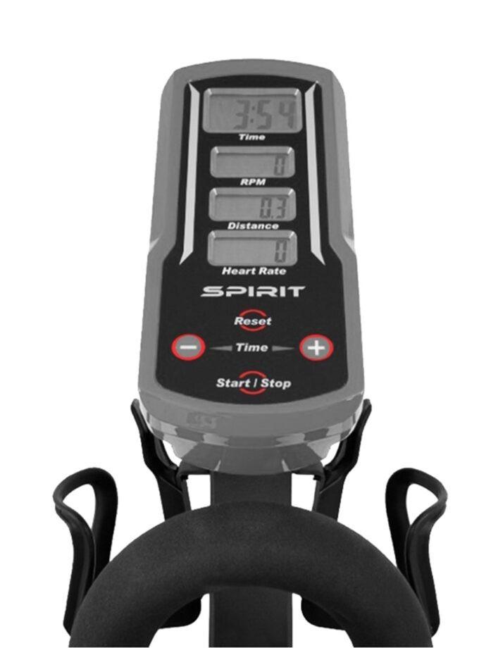 Эллиптический тренажер SPIRIT CG800 EGLIDE BLACK